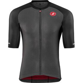 Castelli Aero Race 6.0 Maillot de cyclisme Homme, dark grey